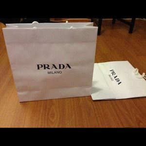 Prada - Prada shopping bag from Angie\u0026#39;s closet on Poshmark