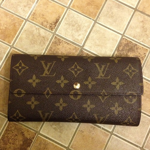 Louis Vuitton Clutches & Wallets - authentic louis vuitton wallet