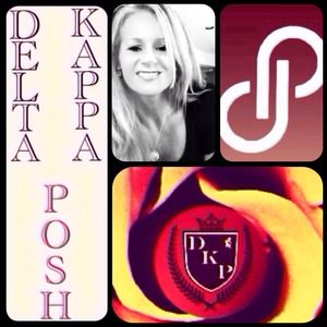 Very proud to be a member of Delta Kappa Posh!