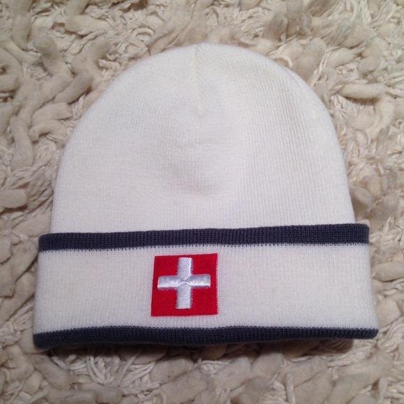 Alphorn Swiss Souvenirs Accessories - Switzerland Winter Hat 70f39c21209