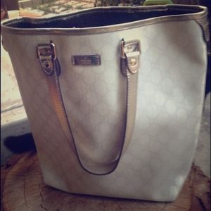 "Gucci ""Joy"" medium tote with double straps"