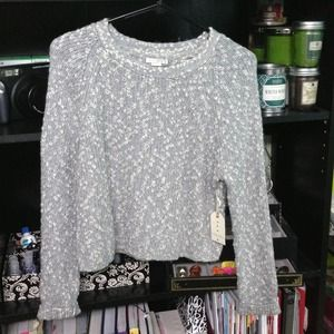 Brand New Cropped Sweater