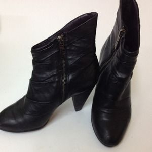 miss sixty Shoes - Black ankle booties