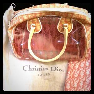 Listing not available - Christian Dior Handbags from Melissa's ...