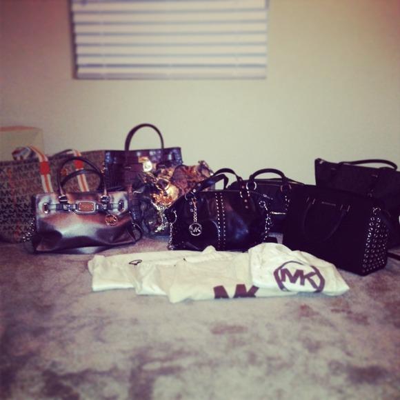 MK bag collection