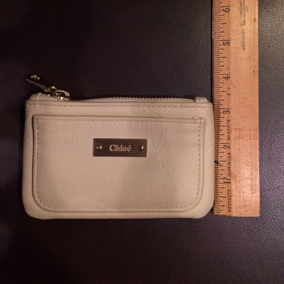 Chloe Accessories - 🔴SOLD🔴 🎉PM Editor Pick HP 3/5 Chloe coin purse 3