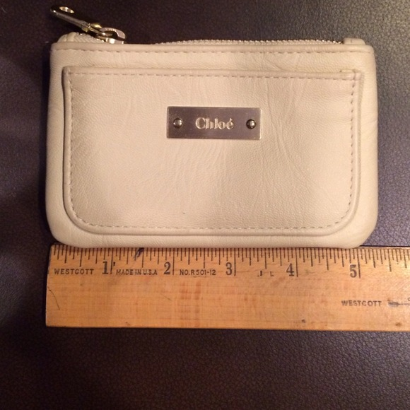 Chloe Accessories - 🔴SOLD🔴 🎉PM Editor Pick HP 3/5 Chloe coin purse 4