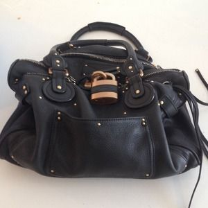 Chloe Paddington Satchel Bag