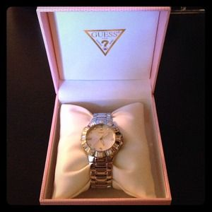 GUESS BY MARCIANO WATCH
