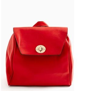 Dionne Backpack - Red