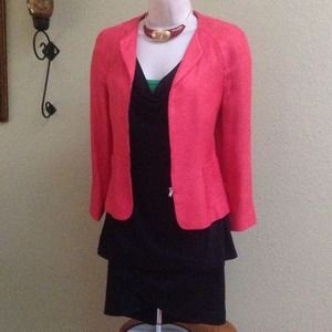 Zara Jackets & Blazers - 🎈Reduced🎈Zara woman orange top or blazer