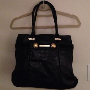 Juicy Couture Leather and Suede Bag