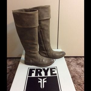Frye Boots - PRICE REDUCED! Authentic Frye Shirley Riding Boot