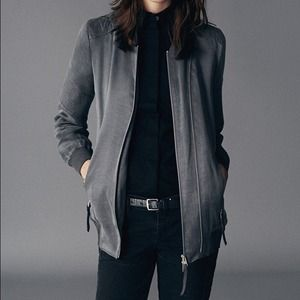 ALL SAINTS BEAUFORT BOMBER JACKET