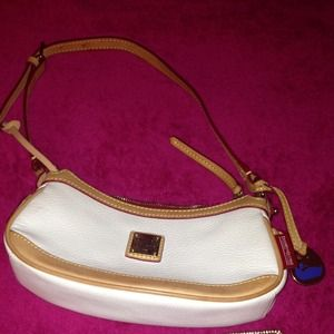 Limited edition Dooney and Bourke purse w/ wallet