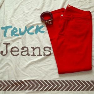 Truck Jeans