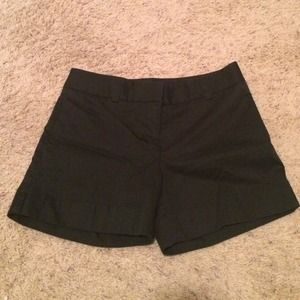 Express Other - Express sz 00 cuffed black shorts