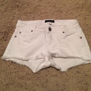 sts blue  Other - Sts blue sz 0 white jean shorts