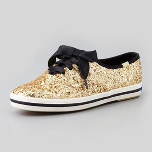 ✔️SOLD OUT ✔️ KEDS X KATE SPADE GLITTER SHOES