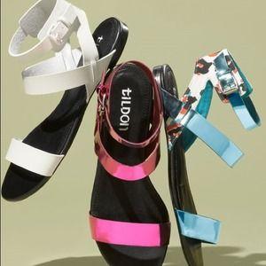 Tildon alexia blue sandal