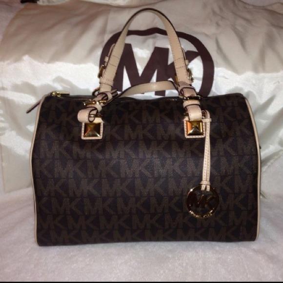 31ef639a57f3 michael kors handbags grayson satchel destin florida factory outlet ...