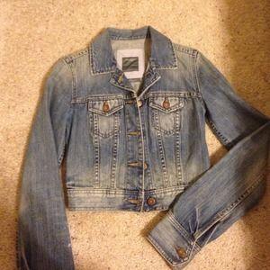 Abercrombie & Fitch jean jacket - size S
