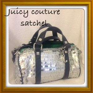 Juicy couture new satchel