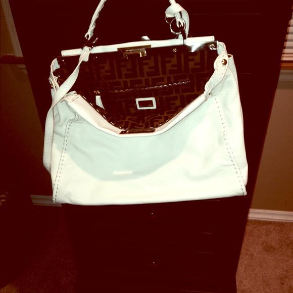 Fendi Peekaboo Inspired Bag