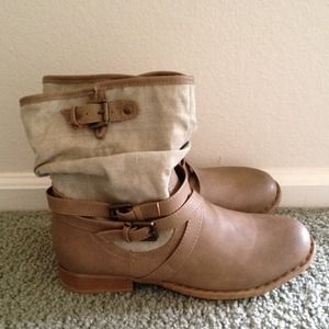 bucco Shoes - Bucco Buckle Boots *NEW*