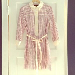 NWOT adorable Marc by Marc Jacobs shirt dress