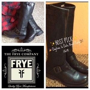 Dating frye boots