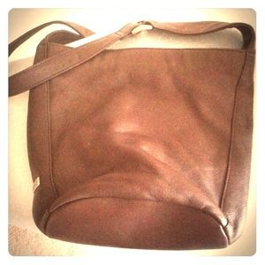 Handbags - Brown Tignanello Purse