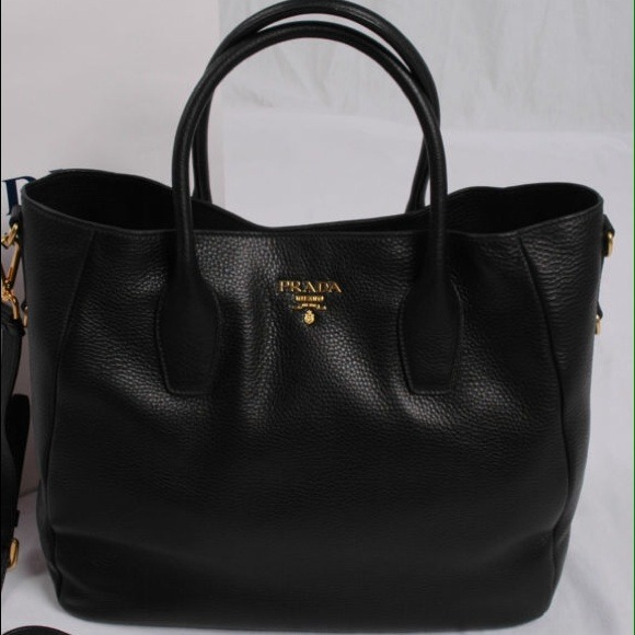 50% off Prada Handbags - ?? AUTHENTIC Prada Vitello Daino Shopping ...