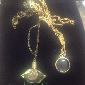 JewelMint Victorian Charmer Necklaces