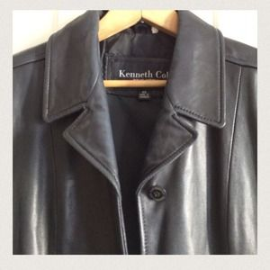 Kenneth Cole Jackets & Blazers - Like butter! Leather jacket