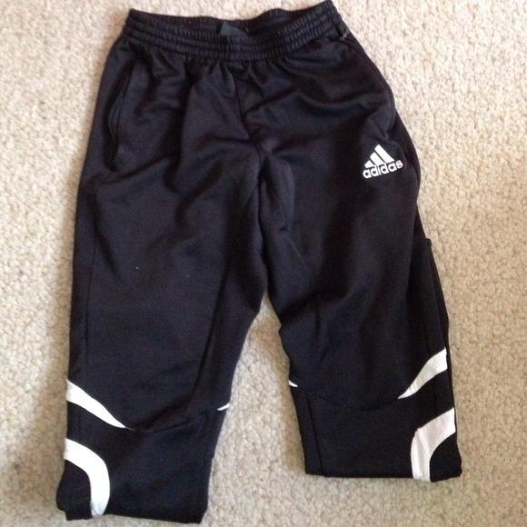adidas sweatpants skinny soccer