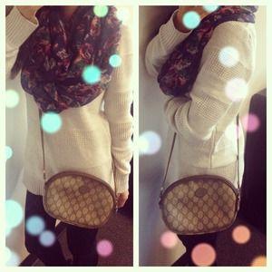 ❌❌Authentic vintage Gucci crossbody bag