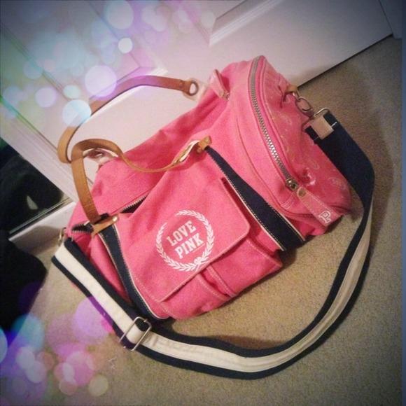 46% off Victoria's Secret Handbags - 🚫SOLD🚫 VICTORIA SECRET Love ...
