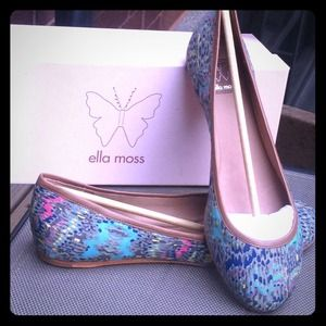 Ella moss Shoes - 💯Authentic  Ella Moss Balley SALE