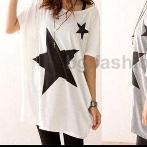 Tops - XL Star Shirt