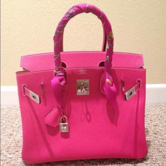 Handbags - Authentic Hermes bk