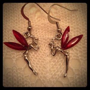 Jewelry - Tinker bell's enchantment earrings