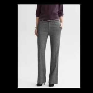 Banana Republic Pants - Banana Republic Martin Fit Herringbone Trouser00P