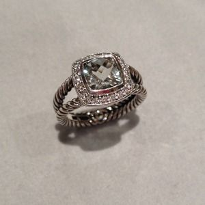  Authentic David Yurman Petite Albion Ring