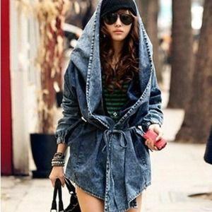 Adorable jean jacket