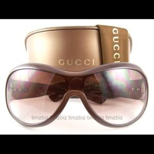 Authentic Gucci Florissima sunglasses