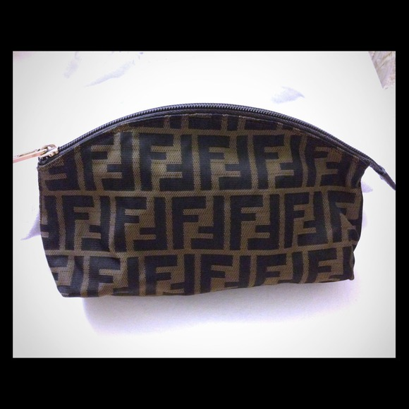 bbf73cf93ef FENDI Handbags - Authentic FENDI Cosmetic Bag