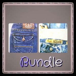 Denim bundle *reserved*