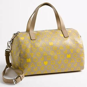 Marc By Marc Jacobs Yellow Satchel