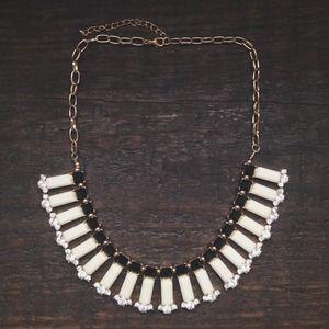 Jewelry - Reserved - Rhinestone Statement Necklace